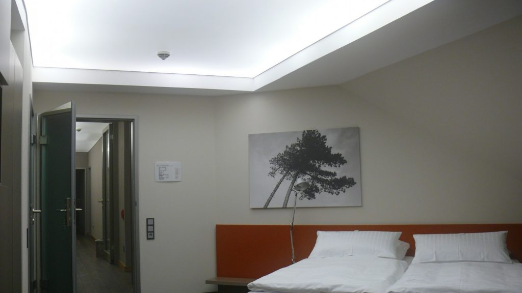 Illuminated Ceilings Amp Feature Walls Phoenix Stretch
