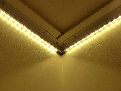 14 12 3 restroom LED corner